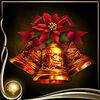 Yellow Christmas Bells EX