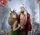 (Pretense) Dancing Santa Gangster