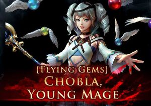 (Flying Gems) Chobla, Young Mage Quest