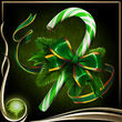 Green Candy Cane EX