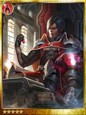 Gilgadol, Bloodstone Mage