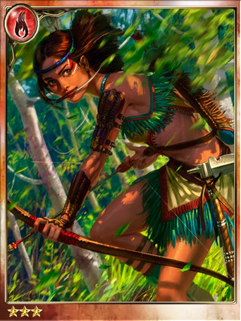 Wildwood Warrior Shirley