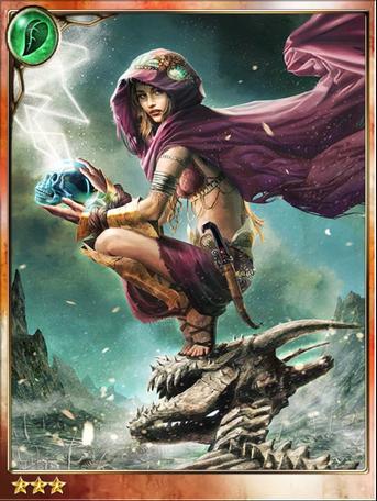 Elmaria, Sorceress of Aid
