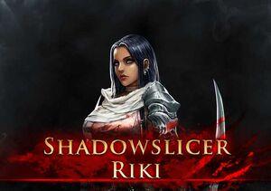 Shadowslicer Riki Quest