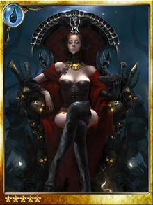 Serpent-loving Lady Alicia