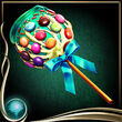 Turquoise Candy Apple EX