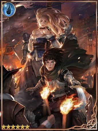 (Saintheart) Enduring Elsera