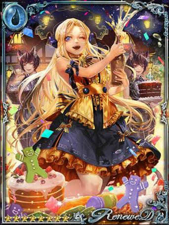 (A) Treat Sorceress Fran