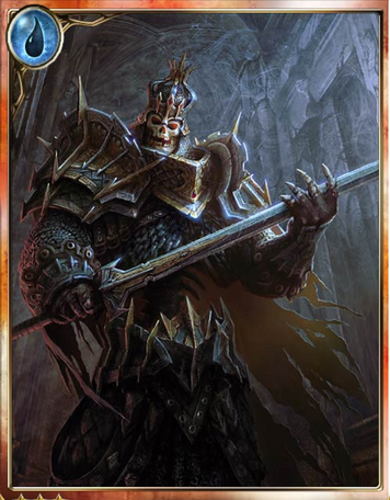 Outraged Skeleton King