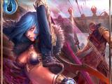 (Zweihander) Journeywoman Zona