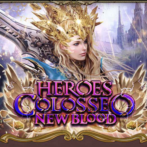 Heroes Colosseo New Blood I - IV.png