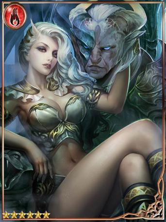 (Cherishing) Tethys, Satyr's Bride