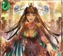 (Exquisite) Gold Princess Cleopatra