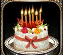 6th Anniversary Cake (Bound)