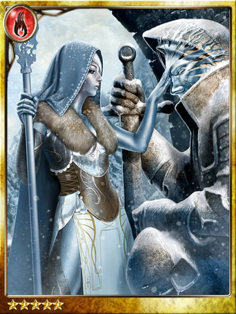 Jotun and Frosty Girl