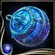 Blue Musical Ball