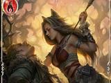 (Clawthorn) Blackbriar Wolf Lemerti