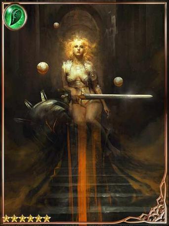 (Unsatisfied) Warrior Queen Amanda