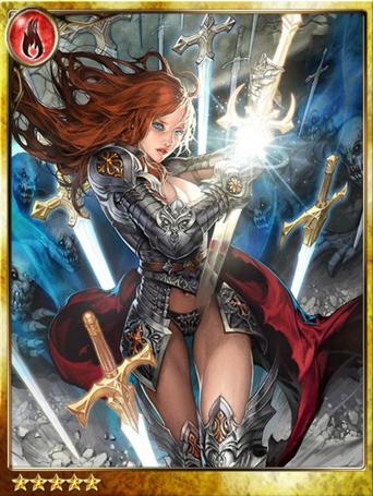Holy Blademaster Mervi