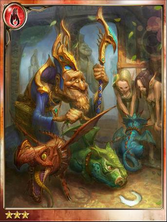 Thespot the Dragon Breeder