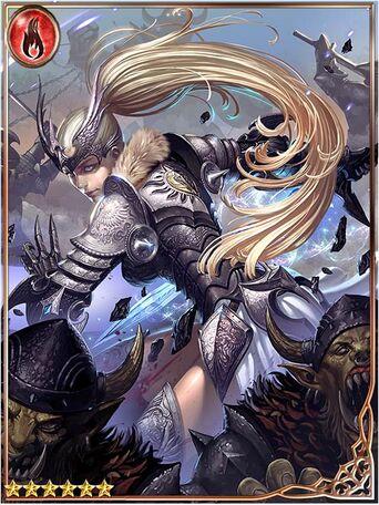(Dauntless) Temple Knight Fortunata