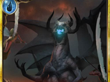 Cascading Dragon God