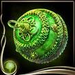 Green Musical Ball