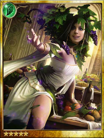 (Feasting) Organa, Goddess of Wine