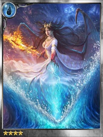(Warlady) Dragon Queen Albertina