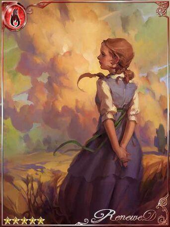 (Trepidation) Dorothy, Oz Wayfarer