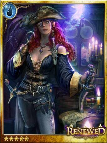 (Unstable) Vindictive Captain Hook
