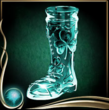 Turquoise Stein Boot EX