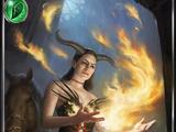 (Fire-Seeking) Undying Blaze Granel