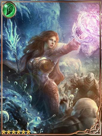 (Water God) Lake Paladin Mavis