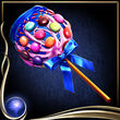 Blue Candy Apple EX