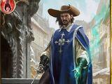 Magical Musketeer Munster