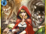 Red Wolf-Riding Hood
