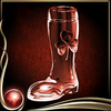 Red Stein Boot