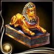 Yellow Sphinx Figure EX
