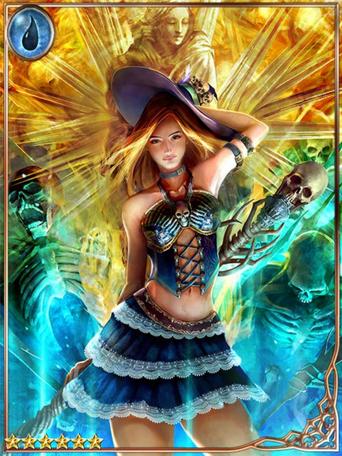 (Entourage) Neaira, Skeleton Queen