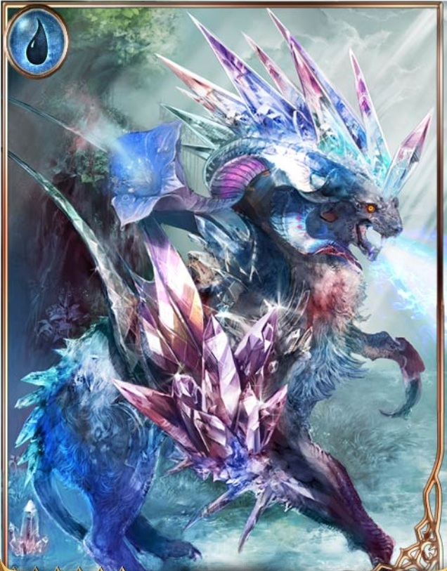 Union Crystal Dragon Legend Of The Cryptids Wiki