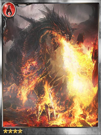 (Heir) Lava Dragon, Born of Flames