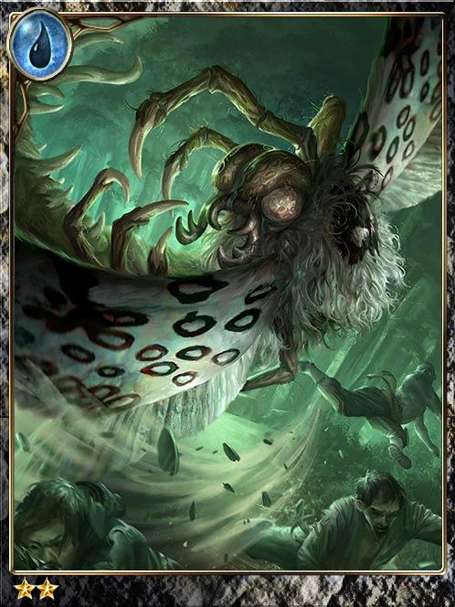 (Sacrifice) Nightmare Killer Moth   Legend of the Cryptids ...