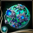 Turquoise Musical Ball EX