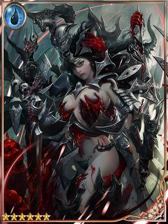 (Passion) Iron Queen Rozelia O'Lia