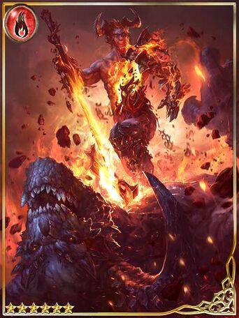 (Flareup) Errol, Malevolent Torch