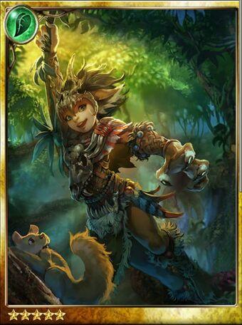 Scurrius Warrior Averill