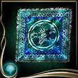 Turquoise Altar Cloth EX