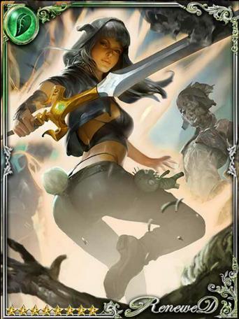 (Deadhack) Blessed Blade Dilazareth
