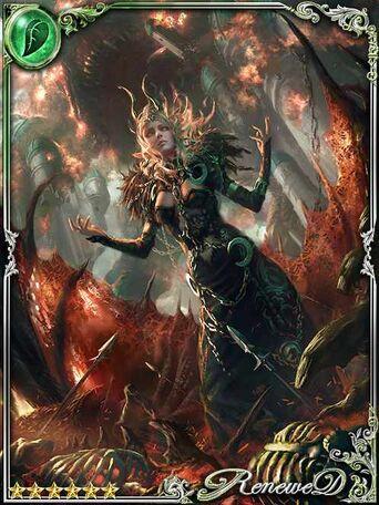 (No Rage) Astral Shamaness Silmaria